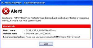PCMAV RTP