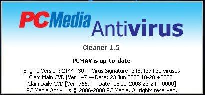 PCMAV 1.5 Update